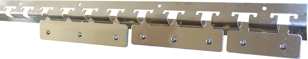 Standard Wall Mounted Type of Hanging System